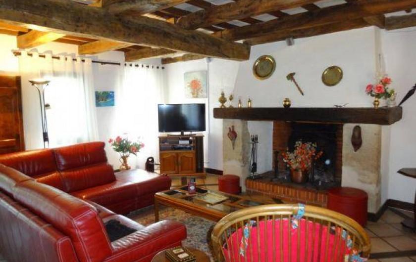 Location de vacances - Maison - Villa à Venes - Salon