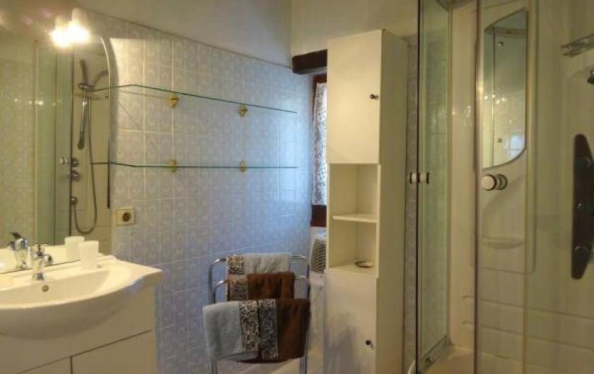 Location de vacances - Maison - Villa à Venes - Salle de douche