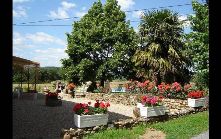 Location de vacances - Maison - Villa à Venes - Jardin