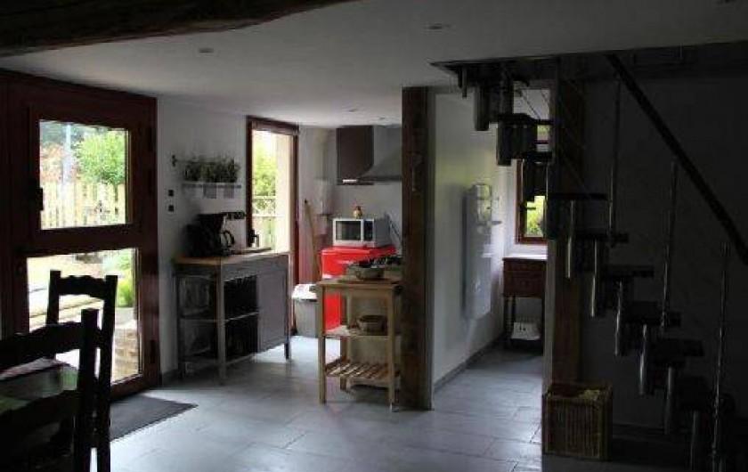 Location de vacances - Maison - Villa à Fourneville