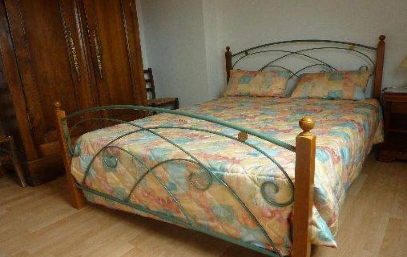 Location de vacances - Maison - Villa à Loctudy - Chambre 1 lit