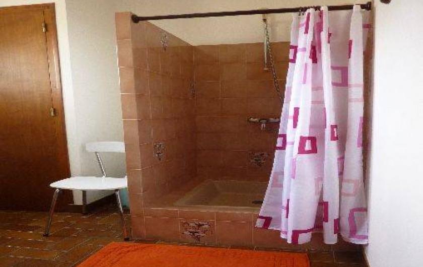 Location de vacances - Maison - Villa à Loctudy - Salle d ' Eau RDC