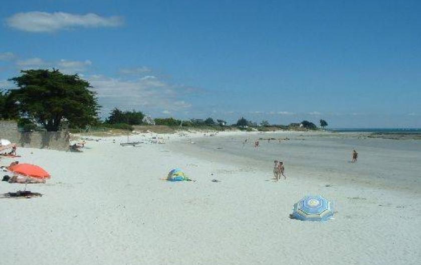 Location de vacances - Maison - Villa à Loctudy - Plage