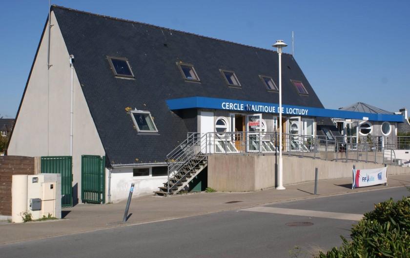 Location de vacances - Maison - Villa à Loctudy - Centre Nautique Voile