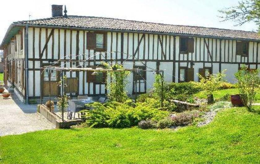 Location de vacances - Gîte à Arzillières-Neuville