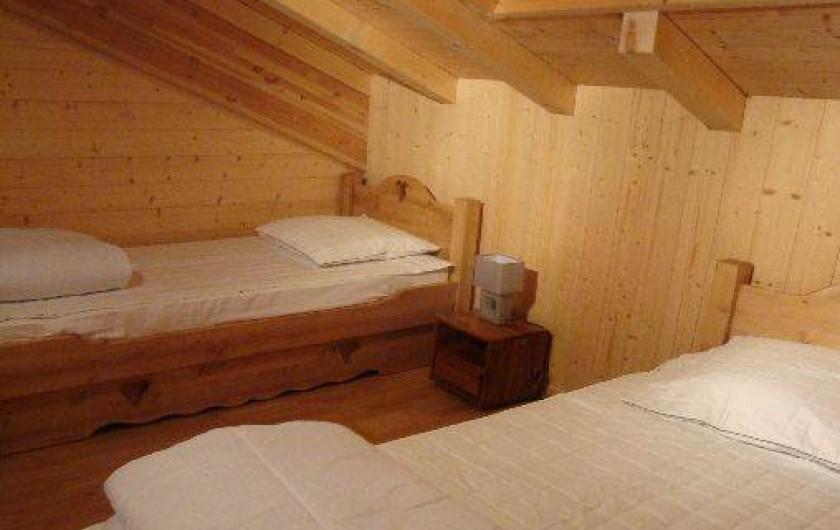 Location de vacances - Chalet à Les Villards-sur-Thônes
