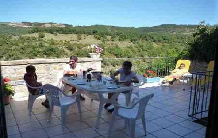 Location de vacances - Gîte à La Bastide-Pradines