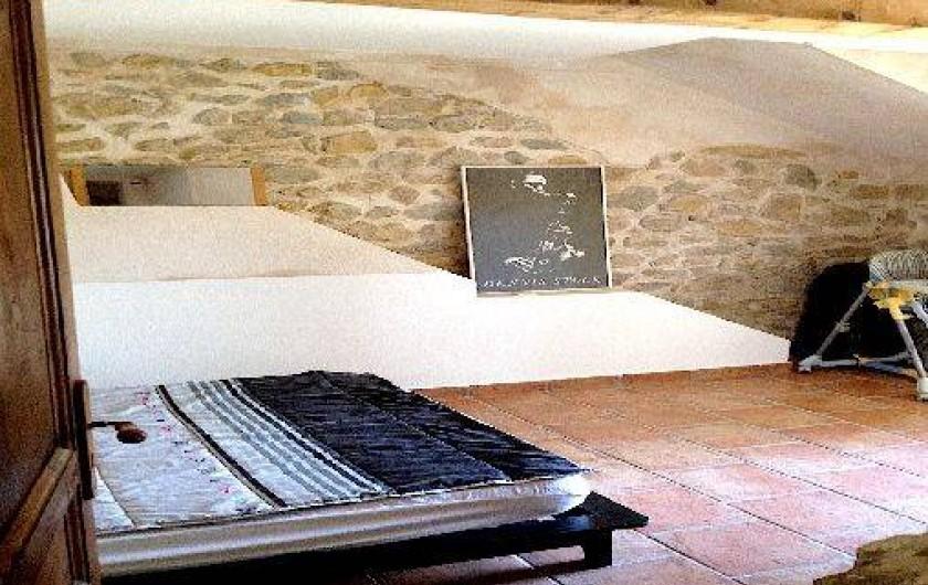 Location de vacances - Villa à Ensuès-la-Redonne - Chambre du haut