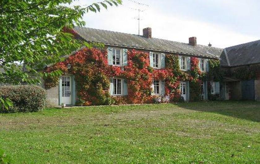Location de vacances - Gîte à Boisseaux