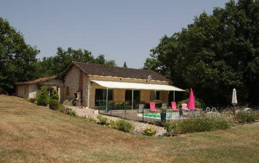 Location de vacances - Maison - Villa à Sainte-Sabine-Born