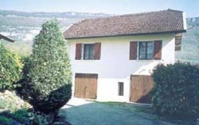 Location de vacances - Gîte à Virignin