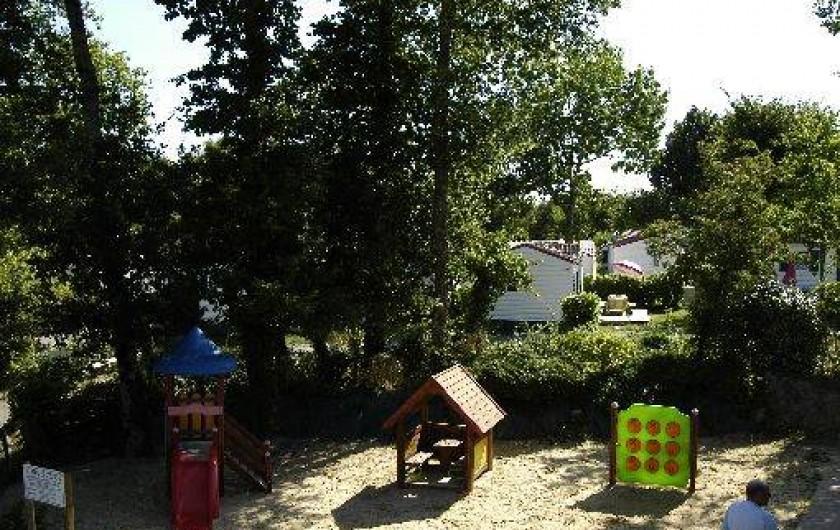 Location de vacances - Camping à Pornic