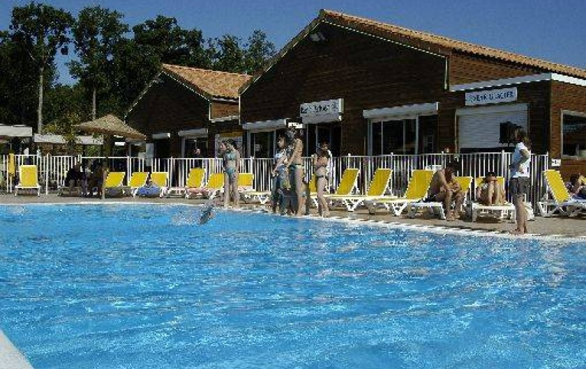 Camping le patisseau pornic piscine couverte chauff for Camping loire atlantique piscine couverte