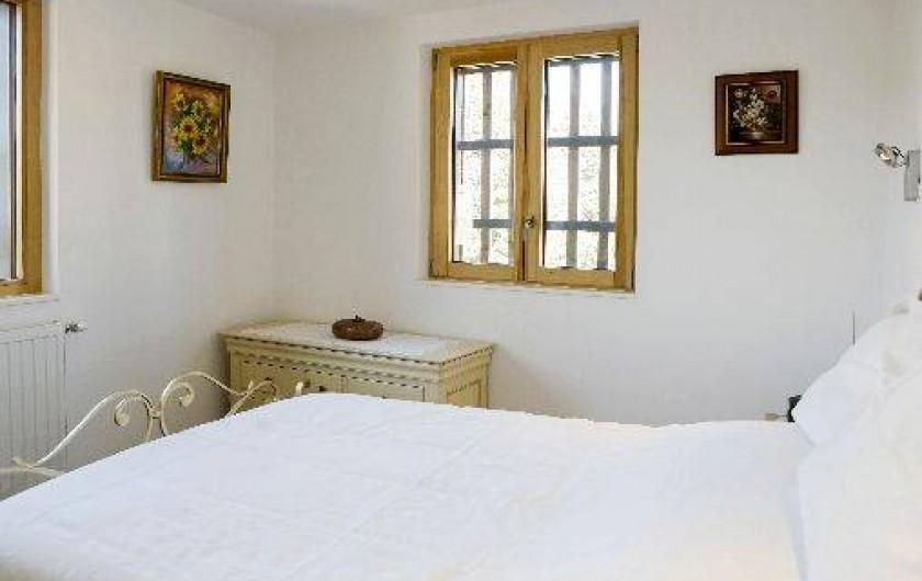 Location de vacances - Villa à Beblenheim - Chambre 2