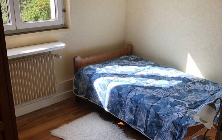 Location de vacances - Gîte à Cornimont - chambre avec 1 lit simple