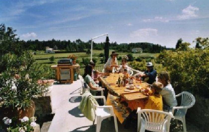 Location de vacances - Gîte à Saint-Julien-du-Serre