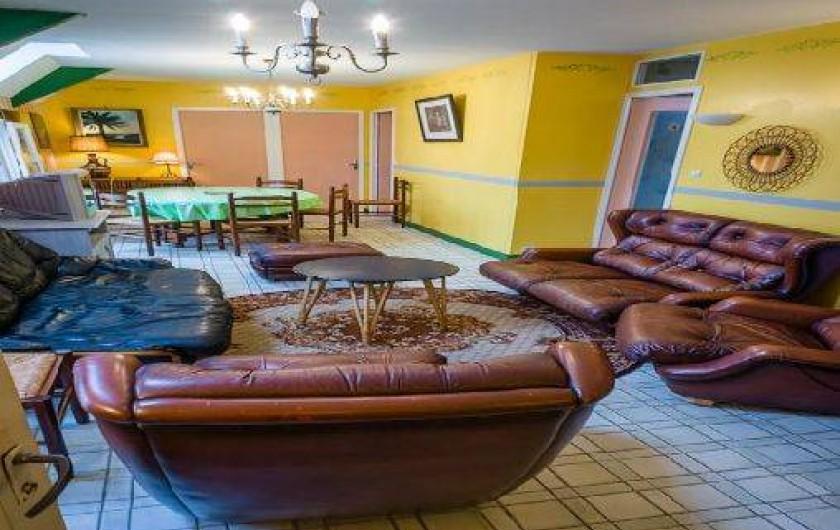 Location de vacances - Appartement à Grandcamp-Maisy
