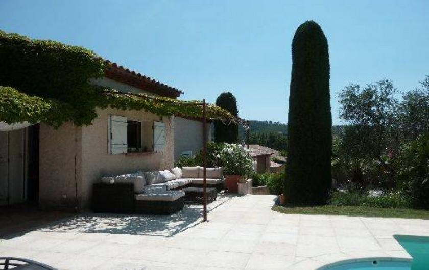 Location de vacances - Villa à La Crau