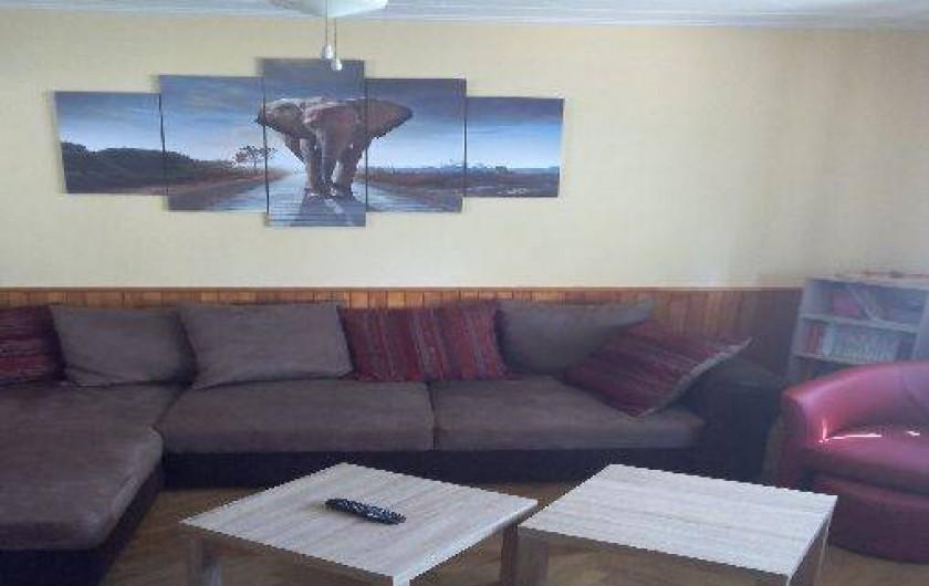 Location de vacances - Maison - Villa à Clairvaux-les-Lacs