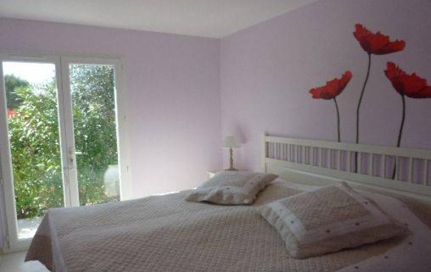 Location de vacances - Villa à Bagnols-en-Forêt