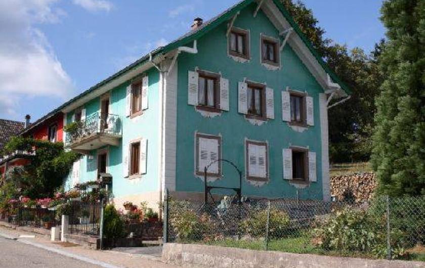 Location de vacances - Appartement à Le Hohwald