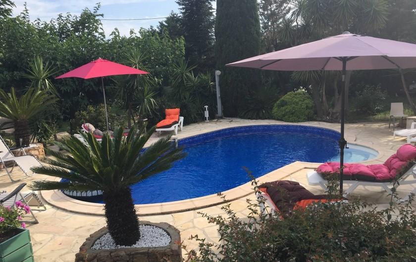 Location de vacances - Villa à Prunelli-di-Fiumorbo
