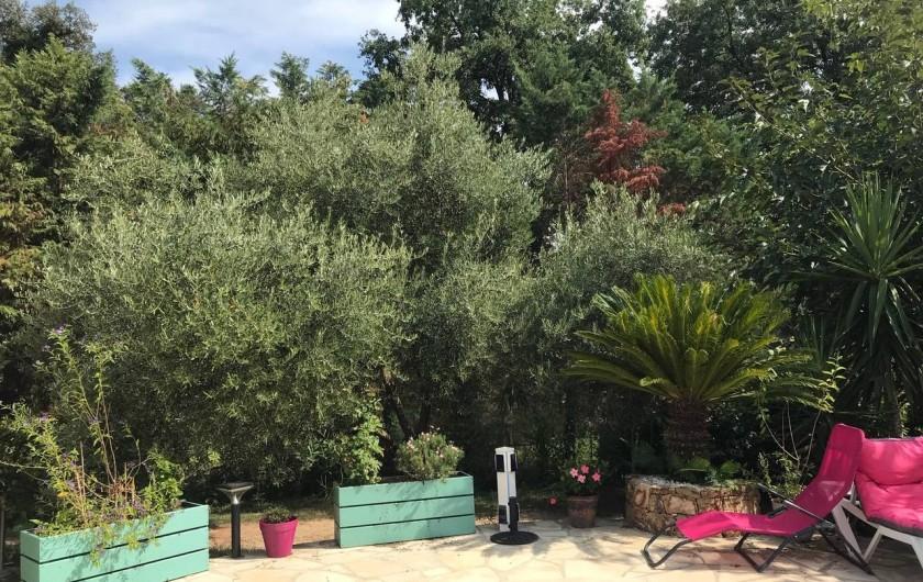 Location de vacances - Villa à Prunelli-di-Fiumorbo - Vue extérieur