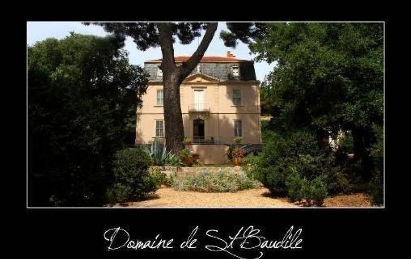 Location de vacances - Château - Manoir à Villeneuve-lès-Maguelone