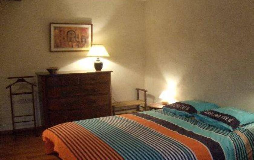 Location de vacances - Maison - Villa à Granville - Chambre n°4