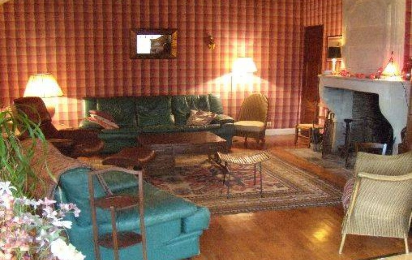 Location de vacances - Maison - Villa à Granville - Salon