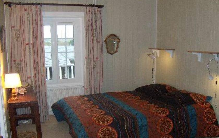 Location de vacances - Maison - Villa à Granville - Chambre n°2