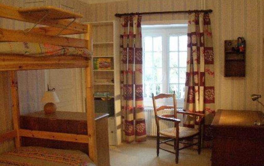 Location de vacances - Maison - Villa à Granville - Chambre n°3