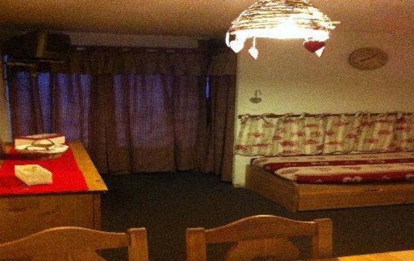 Location de vacances - Studio à Val Thorens