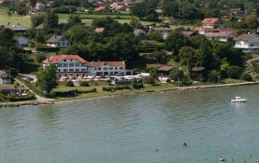 Location de vacances - Hôtel - Auberge à Excenevex
