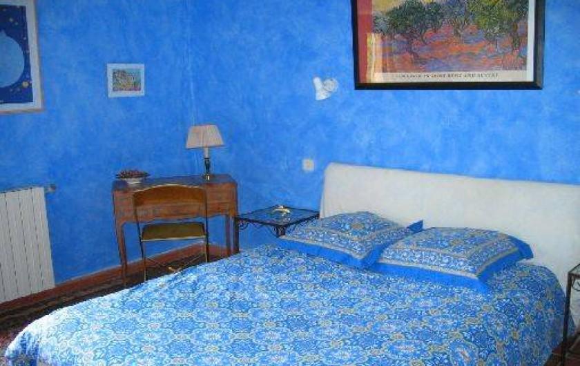 Location de vacances - Mas à Beaurecueil - Chambre 3 au 1er étage