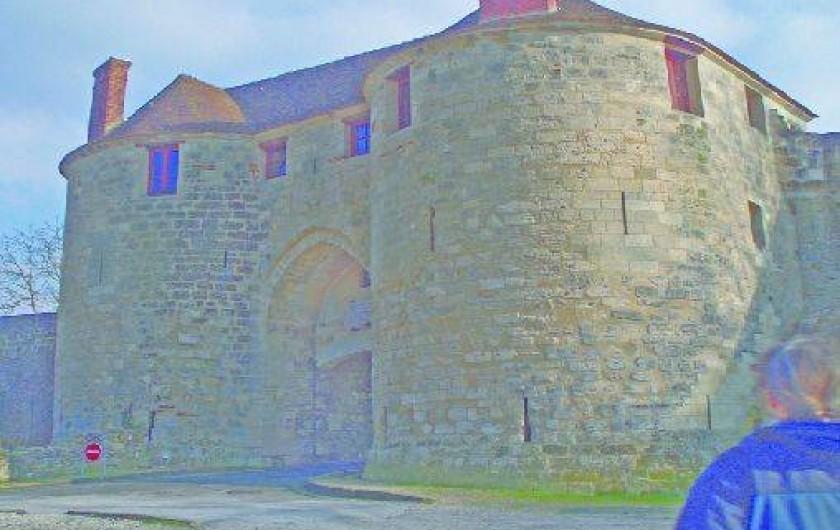 Location de vacances - Gîte à Château-Thierry
