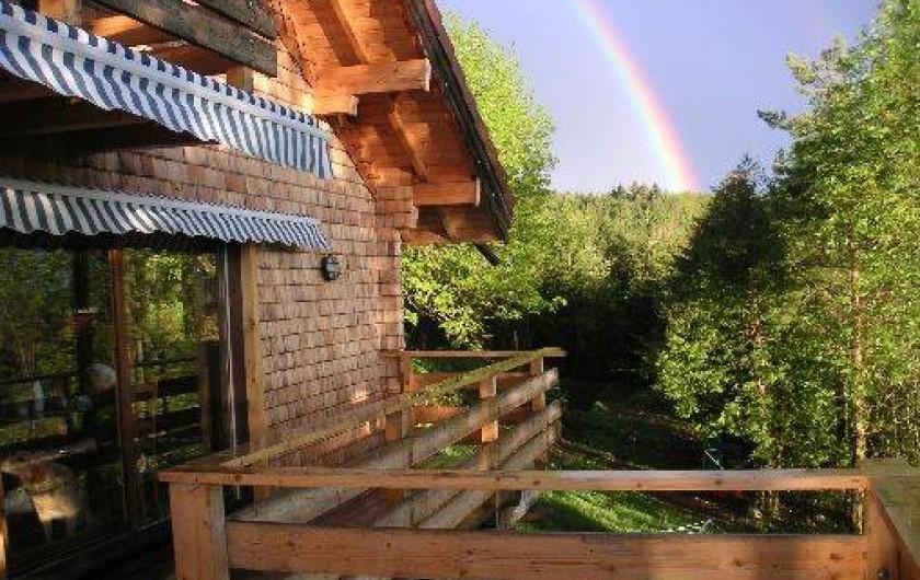 Location de vacances - Chambre d'hôtes à Clairvaux-les-Lacs