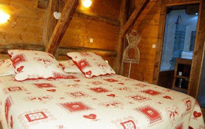 Location de vacances - Chambre d'hôtes à Aigueblanche