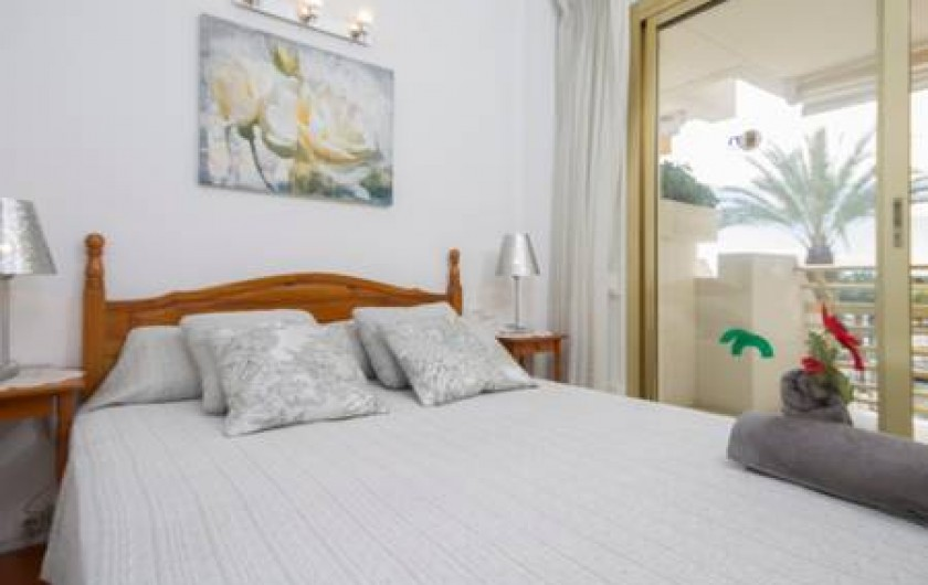 Location de vacances - Appartement à Salou - Habitación