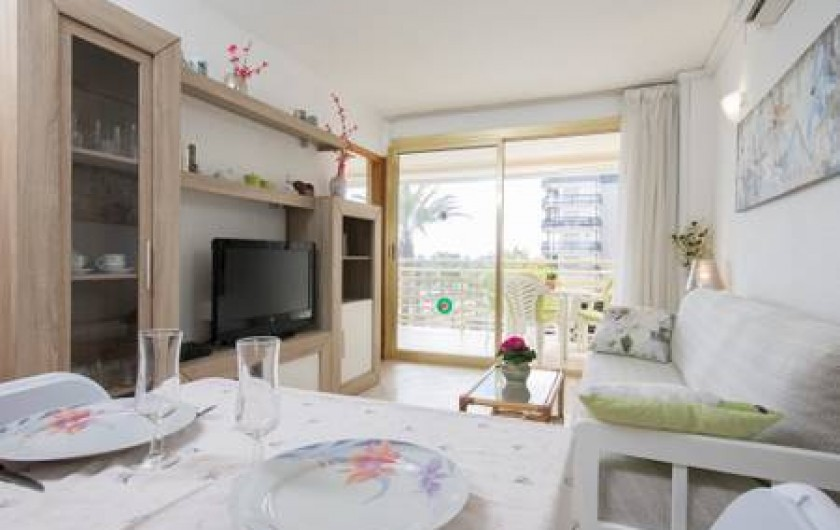 Location de vacances - Appartement à Salou - Salon