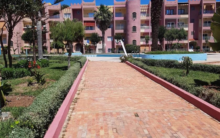 Location de vacances - Appartement à Mohammédia