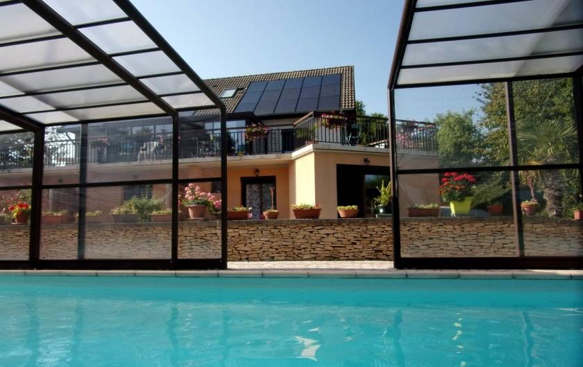 Location de vacances - Chambre d'hôtes à Meyrié