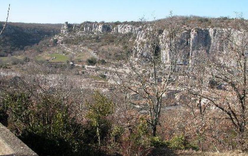 Location de vacances - Gîte à Balazuc