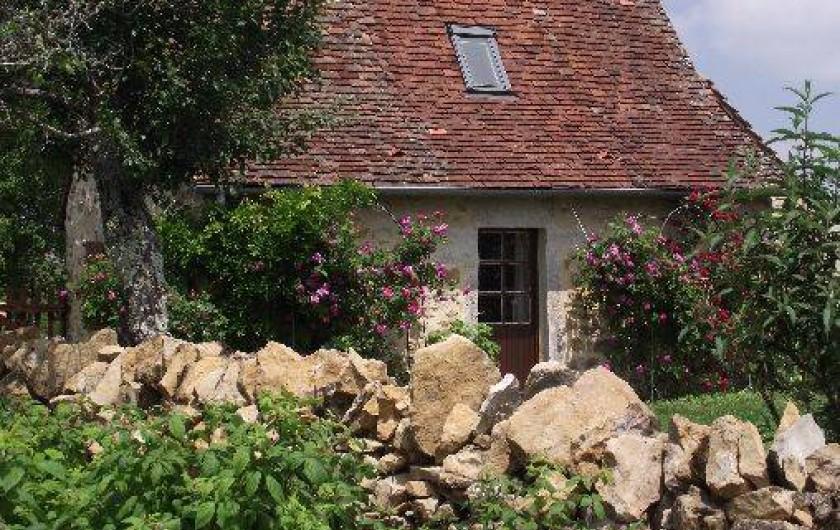 Location de vacances - Gîte à Loubressac - la maison