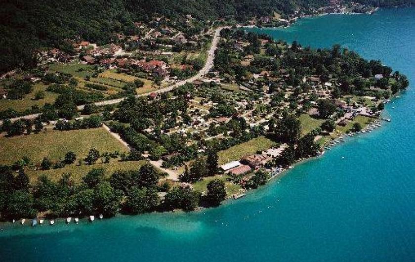 Location de vacances - Camping à Talloires-Montmin