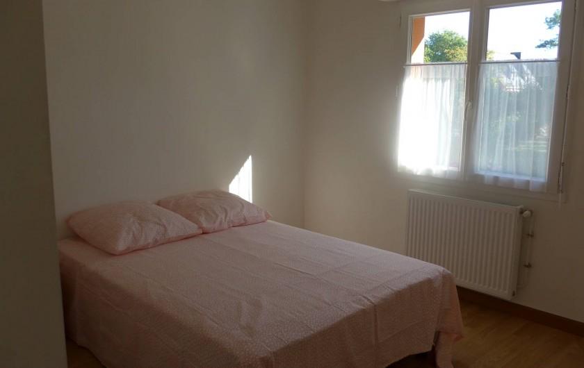 Location de vacances - Chambre d'hôtes à Camoël - Chambre 1 au rez-de-chaussée