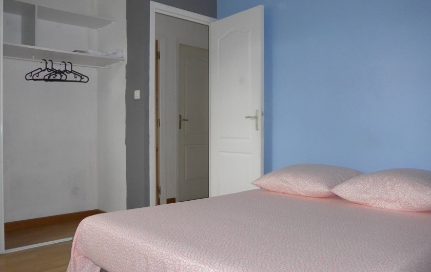 Location de vacances - Chambre d'hôtes à Camoël - Chambre 2 à l'étage