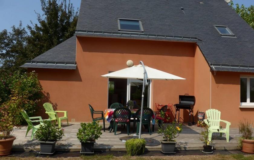 Location de vacances - Chambre d'hôtes à Camoël
