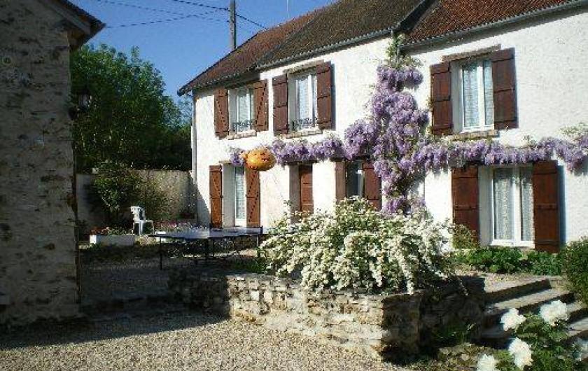 Location de vacances - Gîte à Saint-Germain-sur-Morin