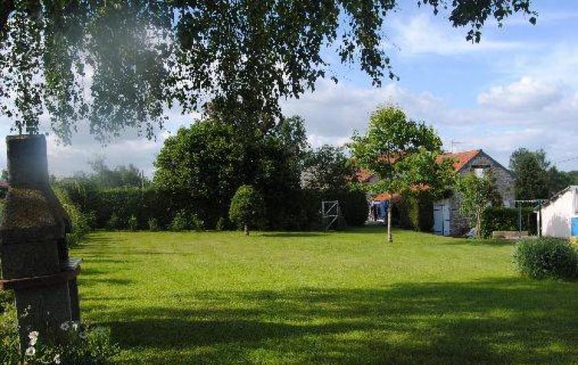 Location de vacances - Maison - Villa à Combrailles
